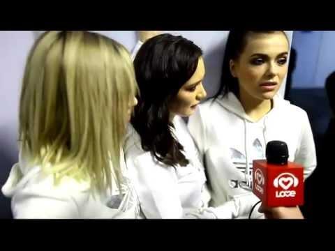 SEREBRO Interview @ Big Love Show 2012 (St. Petersburg)