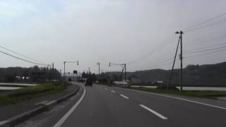 国道239号 下川町~名寄市