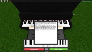 Roblox Piano:Naruto Grief and Sorrow