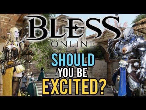 Bless Online: The Next Big MMORPG?