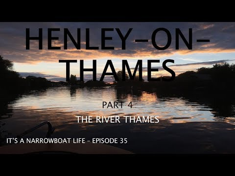 S2. Ep 35 - Henley-on-Thames To Bray - River Thames Part 4