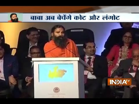 Patanjali To Manufacture Jeans And Other Cloathing Product Soon, Announces Baba Ramdev