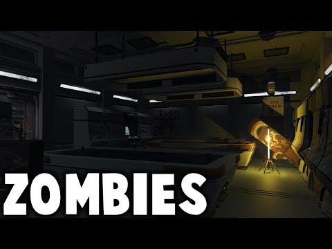 MIDDEN IN EEN RUIMTE-STATION! (COD: Black Ops 3 Custom Zombies)