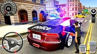 Real Police Car Driving Simulator 2 - Car Sity Drive - Android GamePlay