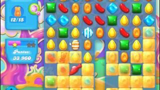 Candy Crush Soda Saga level 77 no booster