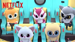 Where are Max's Friends? | Yoohoo To The Rescue | Netflix