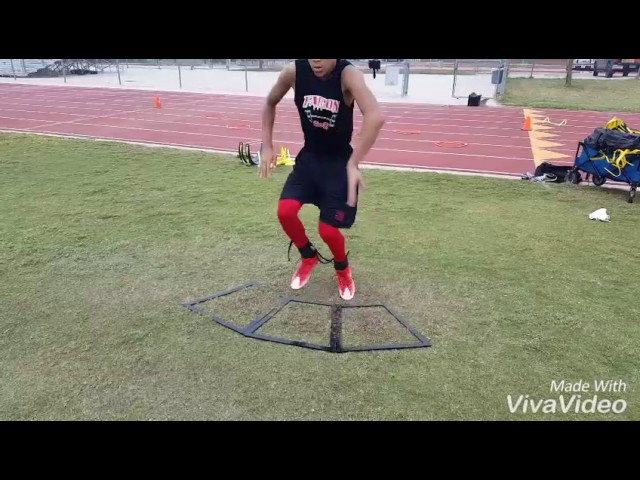 First Step Athlete Eli