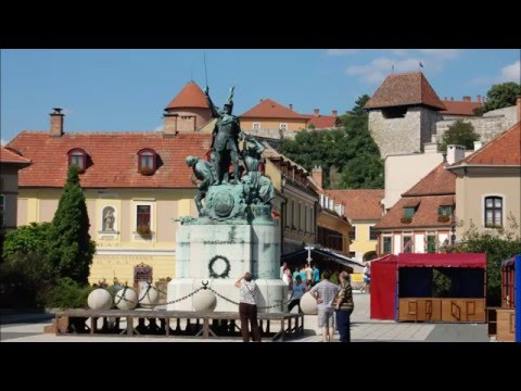 Top 10 most beautiful cities in Hungary