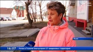 Ишимские ТОСы поучили премии областного конкурса