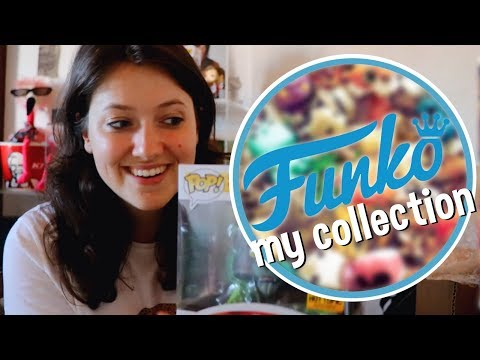 MY FUNKO POP COLLECTION  Unboxing + Discovering