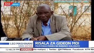 Senetor Gideon Moi amuomboleza mzee Musyoka Mairu babake Kalonzo