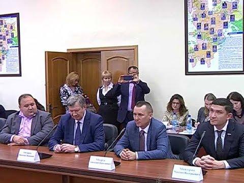 7 человек на 1 место  Кто станет главой города Курска?