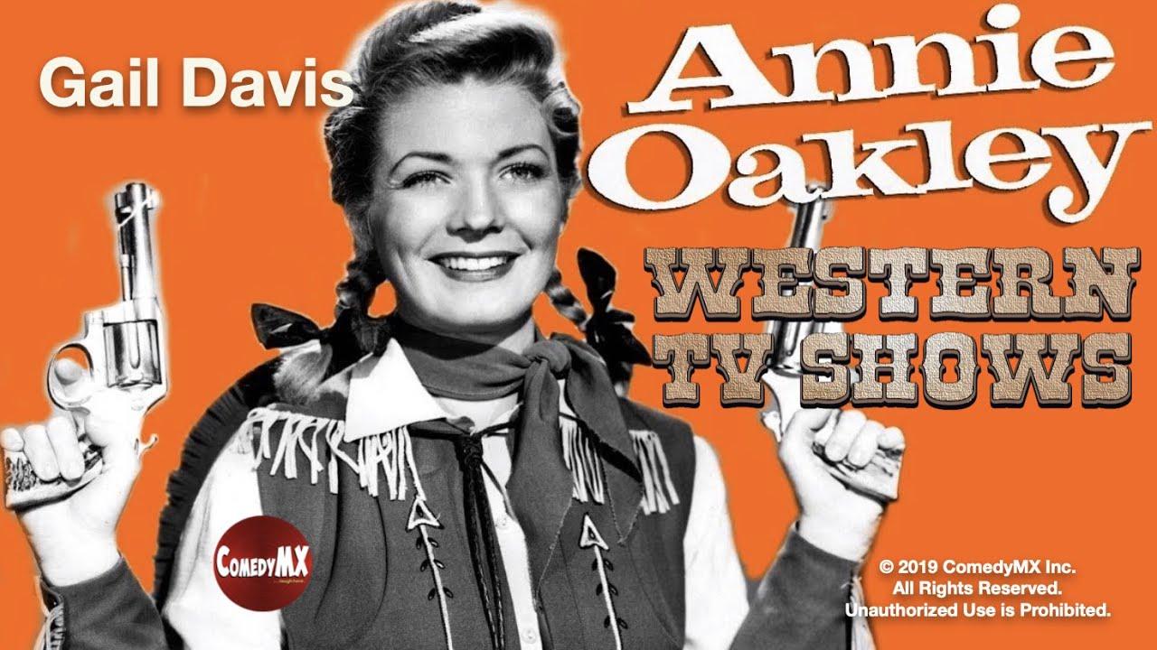 Download Annie Oakley - Season 1 - Episode 9 - Annie Finds Strange treasure | Gail Davis, Brad Johnson
