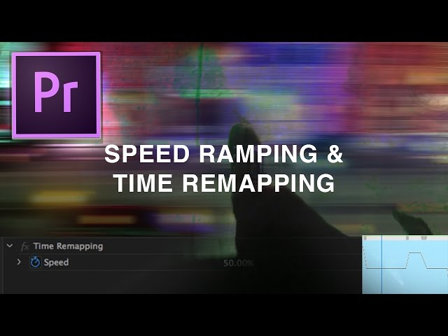 Adobe Premiere Pro CC Tutorial: Easy Speed Ramping Effect (Time Remapping How to)