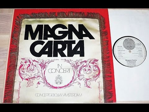 Magna Carta in Concerto 1971