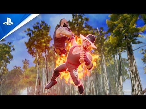 WWE 2K Battlegrounds | Bande-annonce officielle | PS4