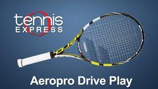 Babolat AeroPro Drive Play Racquet Review | Tennis Express
