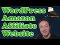 Amazon Affiliate Website with WordPress & Free Theme Storefront