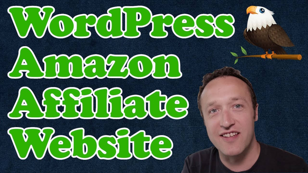 Amazon Affiliate Website with WordPress & Free Theme Storefront