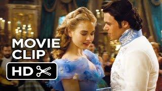 Cinderella Movie CLIP - They're Looking At You (2015) - Lily James Disney Movie HD