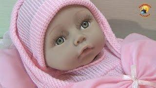 Обзор на пупса Bambi, игрушка для девочек / toys for girls