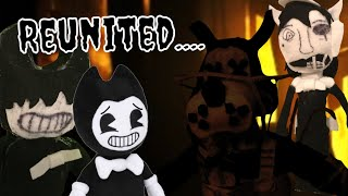 Bendy And The Ink Machine Plush: Reunited....