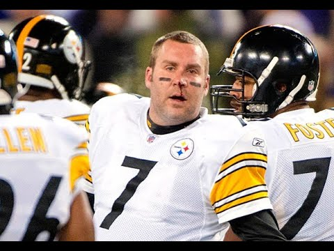 Ben Roethlisberger Ultra Career Highlights