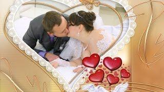 ВИКТОР и АЛЁНА ч 1   СВАДЬБА HD  23 12 2015
