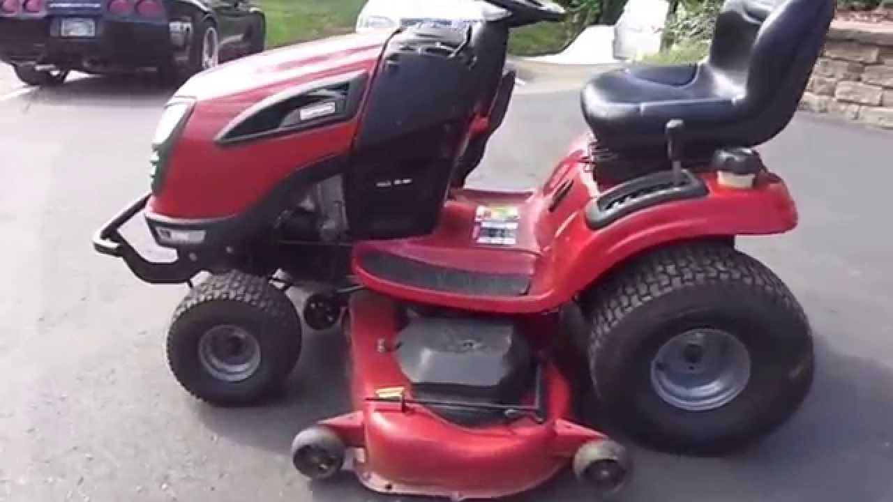 54 Craftsman Yard Tractor Lawn Mower with 26 HP Kohler Engine