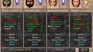 Создание и Развитие Партии в Might and Magic VII: For Blood and Honor
