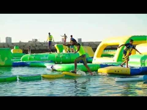 Kish Island Activities