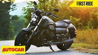 Moto Guzzi Audace   First Ride   Autocar India