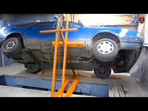 Homemade Car Lift Jacks