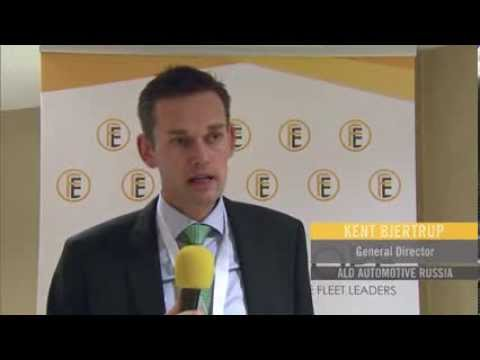 Fleet Europe Forum 2013: Kent Bjertrup (ALD Automotive) on fleet management in Russia