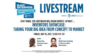 Inventors Showcase: Taking Your Big Idea from Concept to Market