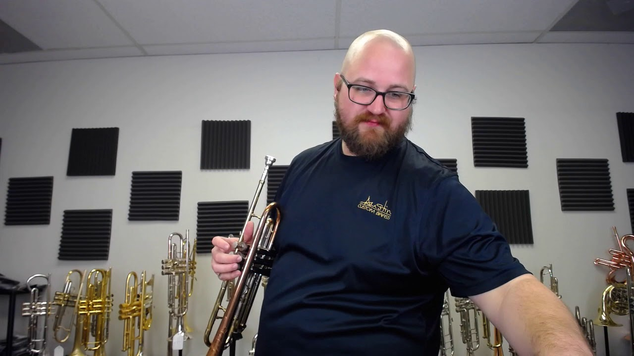Conn victor trumpet serial numbers | Question about Conn 6B