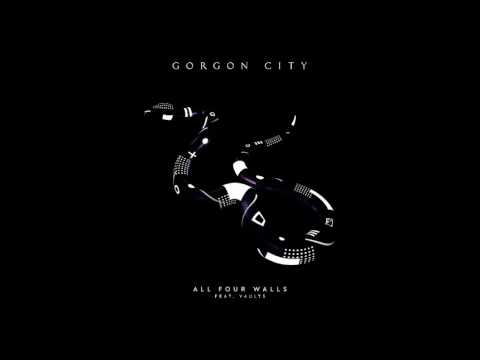 Gorgon City Feat.  Vaults -  All Four Walls (lyrics)