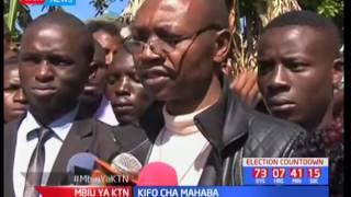 NASA yazuru eneo ya Pokot magharibi wakifanya kampeni: Mbiu ya KTN
