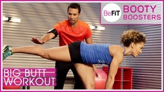 Big Butt Workout: BeFit Booty Boosters- Brett Hoebel