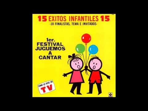 1er FESTIVAL JUGUEMOS A CANTAR 1982   Album Completo3