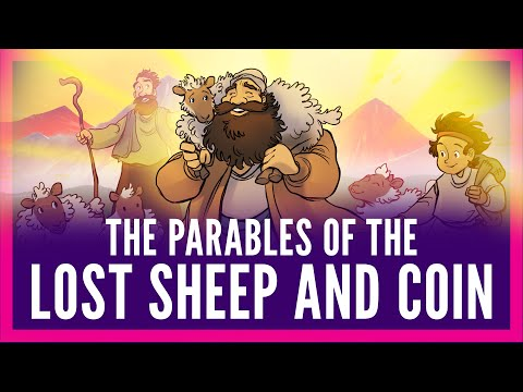 Jesus' Parables Of The Lost Sheep And Coin - Luke 15 | Sunday School Lesson For Kids [PREVIEW]
