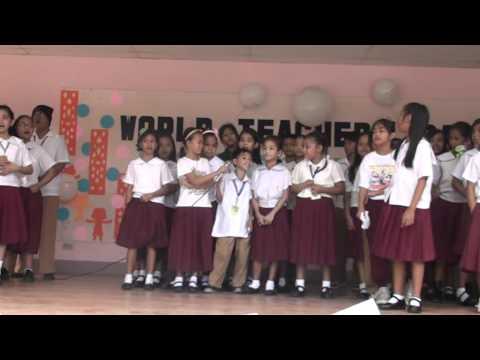 Awit para sa mga Guro sa Araw ng mga Guro ng Dr  Rafael Palma Elem  School-  Oct  2010
