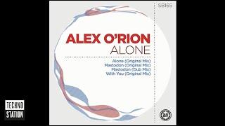 Alex O'Rion - Alone