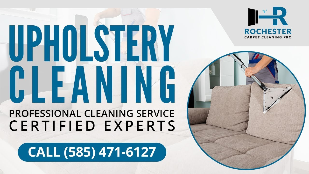 Best Upholstery Cleaning Rochester NY | Call (585) 471 6127