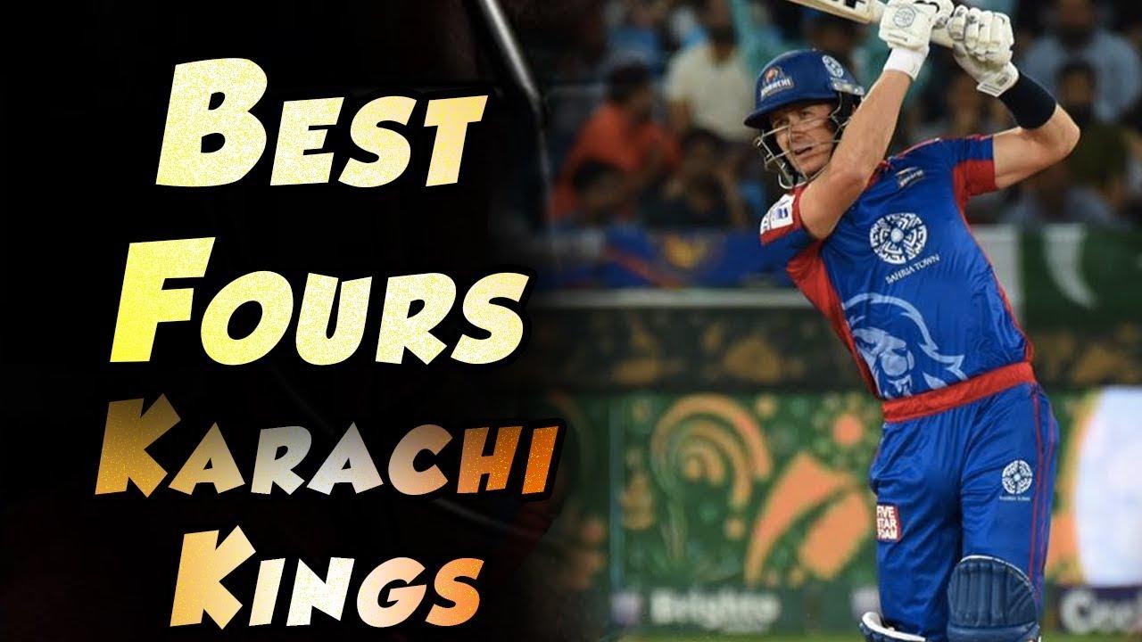 karachi-kings-fours-karachi-kings-vs-islamabad-united-qualifier-18-march-hbl-psl-2018