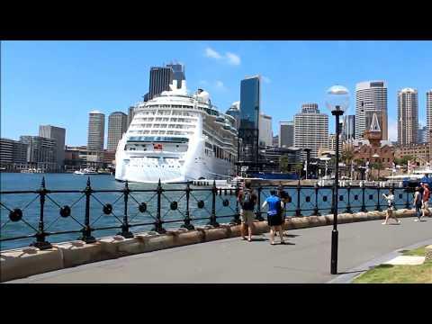 Sydney Harbour NSW Aussietrek