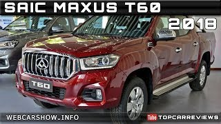 2018 SAIC MAXUS T60 Review Rendered Price Specs Release Date