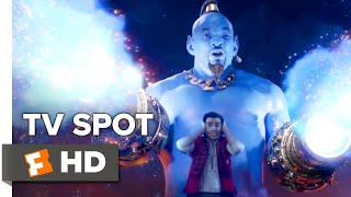 Aladdin TV Spot - Biggest Event (2019) | Movieclips Coming Soon