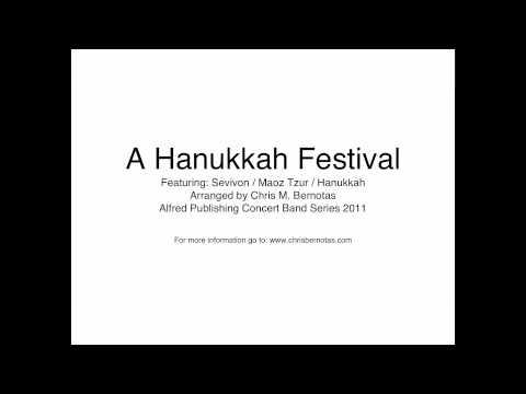 A Hanukkah Festival