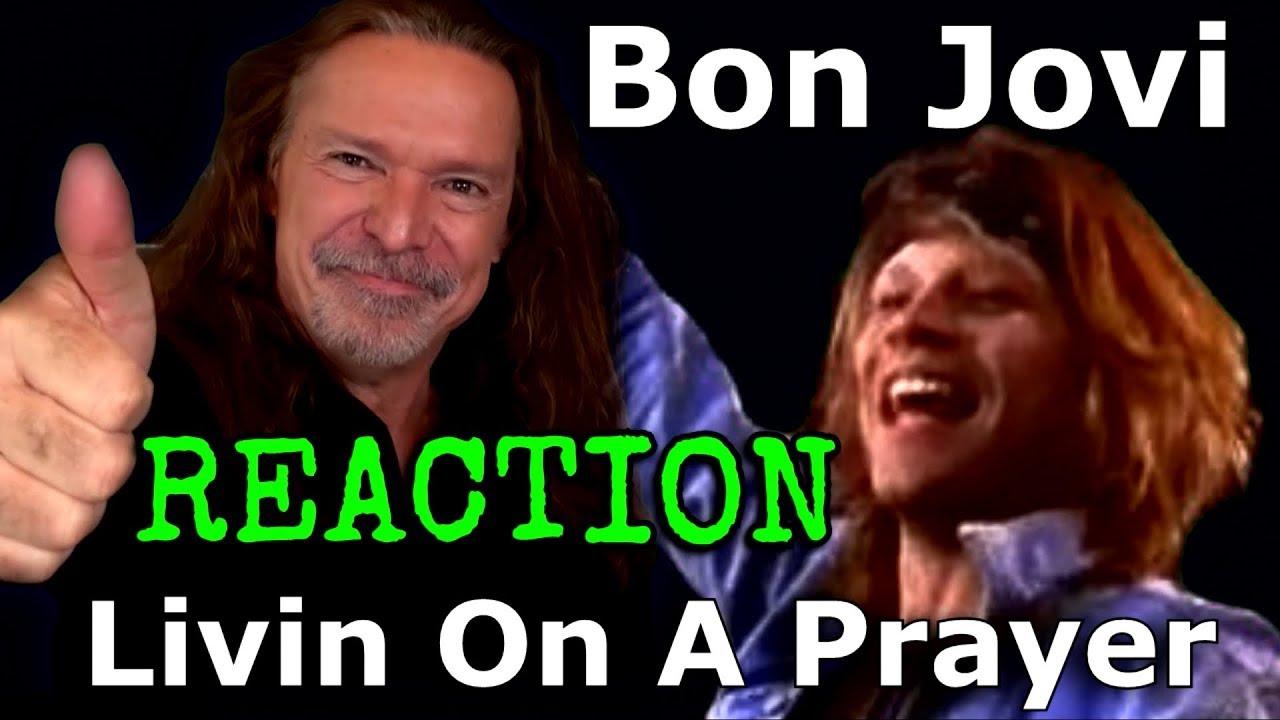Vocal Coach Reaction To Jon Bon Jovi - Livin On  A Prayer - Ken Tamplin